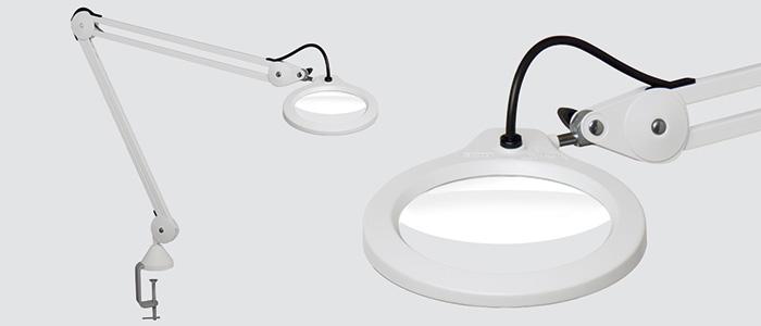 Luna LED weiss